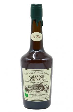 Calvados 15 ans Biologique