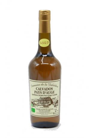 Calvados VSOP biologique