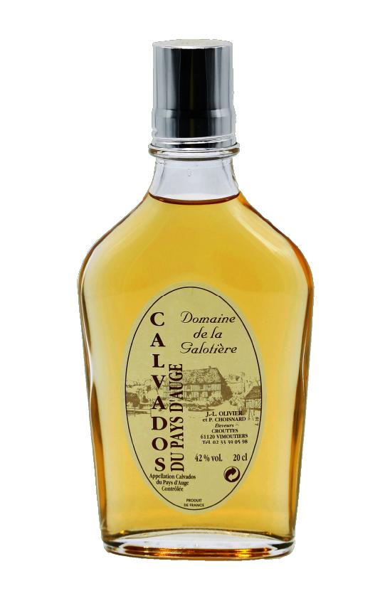 Calvados VSOP Flasque Biologique